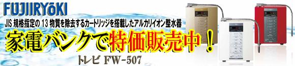 フジ医療器 トレビ FW-507